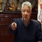 مرتضى منصور يهدد بالإنسحاب أمام اتحاد العاصمة الجزائري !