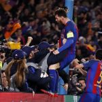 ميسي يحرج رونالدو في جدول ترتيب هدافين الدوري الإسباني