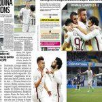 يبدو أن الصحف الإيطالية لن تتحدث إلا عن «فرعون النيل» !