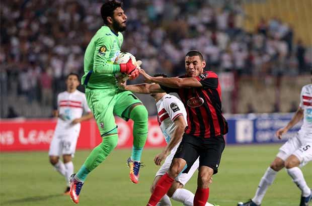 الزمالك - احمد الشناوي