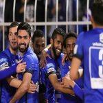 الهلال السعودي يدرس الإنسحاب من البطولة العربية