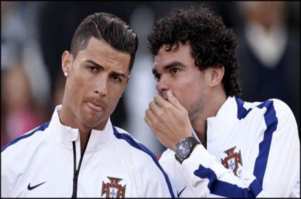بيبي , رونالدو , يال مدريد
