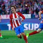 جريزمان يضع الكرة بملعب رئيس أتليتكو مدريد