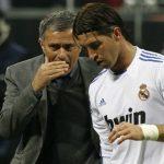 جوزيه مورينيو يسخر من ريال مدريد عن طريق سيرجيو راموس