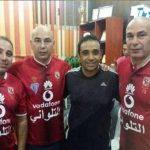 المصري يرد على واقعة ارتداء التوأم قميص الأهلي !