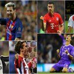 تعرف على قائمة اللاعبين الأفضل في دوري أبطال أوروبا
