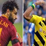 أوباميانج قد يعطل انضمام صلاح إلى ليفربول !