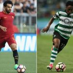 لاعب برتغالي بديل صلاح في ليفربول ومانشستر في الصورة