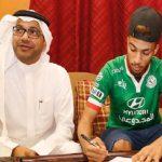 عبدالرحمن العبود يكشف سبب البقاء مع الاتفاق السعودي