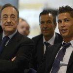 رئيس ريال مدريد: رونالدو لن يرحل بسبب الأموال.. ولكن !