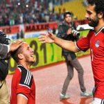 محمد صلاح ورمضان صبحي ينعيان النجم الإيفواري
