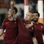 محمد صلاح يتحكم في مصير لاعبي روما