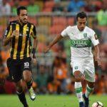 ظهور متواضع لكهربا ومحمد عبدالشافي أمام تونس