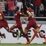 قطر تتمسك بحظوظها الضعيفة في التأهل لمونديال روسيا
