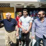 صور.. وليد أزارو يصل الأهلي لإجراء الكشف الطبي