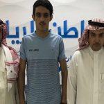 رسميًا .. الباطن السعودي يُجدد التعاقد مع يوسف المزيريب
