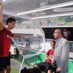 إيناسيو يدافع عن البرتغال ويؤكد رونالدو ليس إله !