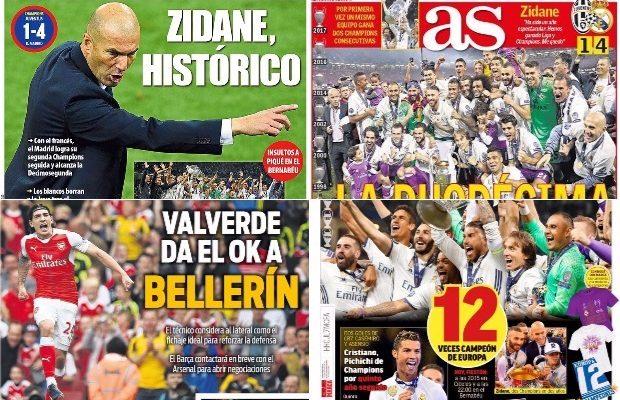 الصحف الأوروبية