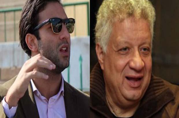 أحمد-حسام-ميدو-مرتضى-منصور