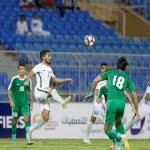 الأولمبي السعودي يتأهل إلى أمم أسيا