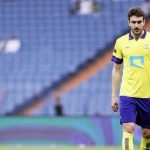 """النصر السعودي يكشف عن موعد انتظام """"برونو"""" في التدريبات"""