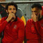 تعرف على سبب مشكلة حسام غالي مع البدري في مباراة المصري