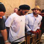 #تويت11 | رونالدينيو .. هرم رابع في زيارة سريعة لمصر