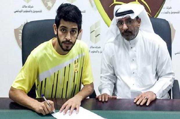 أحد السعودي يتعاقد مع صفقة جديدة