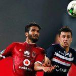 الأهلي يكشف موقف صالح جمعة من مباراة الفيصلي