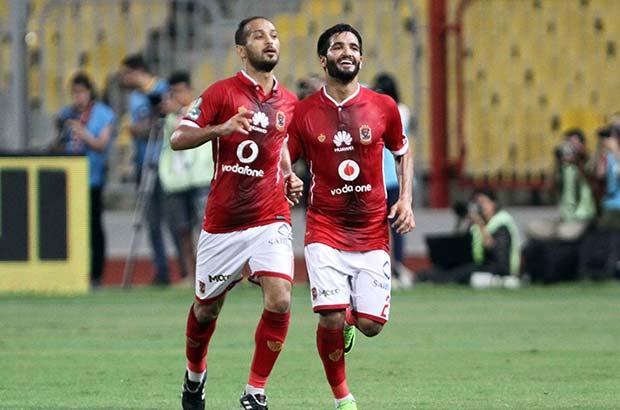 رسميًا .. صالح جمعة أفضل لاعب بآخر جولات البطولة العربية