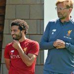 رسميا.. انتهاء مشكلة صلاح واللاعب جاهز للمشاركة مع ليفربول