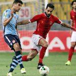 عمرو السولية يُبشر الأهلي بالصعود لربع نهائي دوري الأبطال