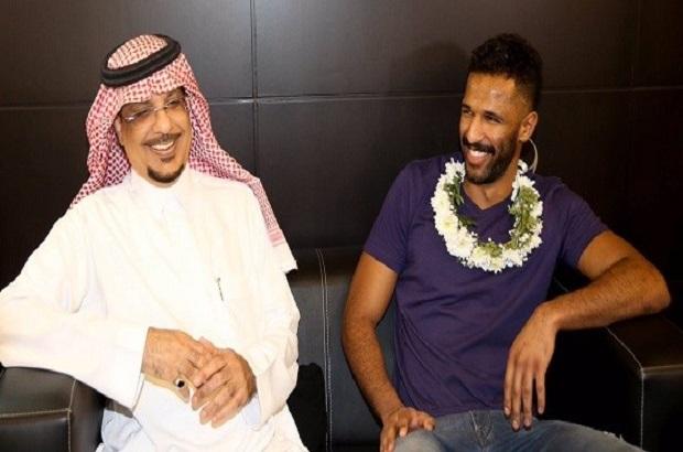 ماذا قال محمد العويس بعد الإنضمام لأهلي جدة؟