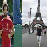 خطة «صلاح-باريس» للمشاركة مع ليفربول أمام أصدقاء مرسي !