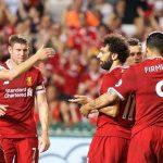 مدافع ليفربول يشكر حسن حظه بسبب محمد صلاح