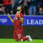 قائد ليفربول: دفاع كريستال بالاس شعر بالمعاناة بسبب صلاح