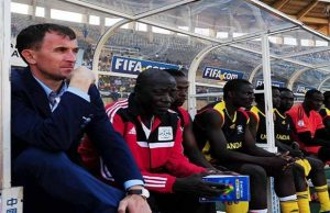 مدرب-أوغندا