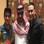 صور   السد العالي يبارك وصول «حبة الكريز» للتعاون السعودي