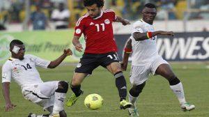 «الفيفا»: بعد 27 عام.. مصر تقترب من «قتل» غانا !