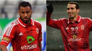 أبوتريكة يهنئ حسام عاشور على انتقاله لبرشلونة