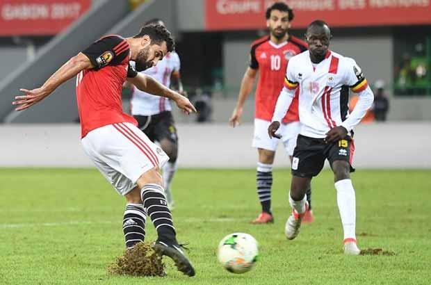 مصر-وأوغندا