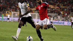 صحافة غانا في رعب بسبب مباراة مصر وأوغندا !