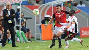 مصر , مدرب أوغندا