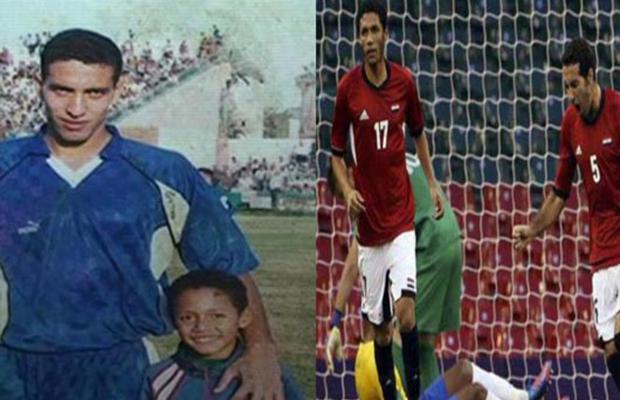 أبو تريكة - محمد النني