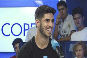 أسينسيو: لن أفعل مثل نيمار.. سأبقى مع ريال مدريد