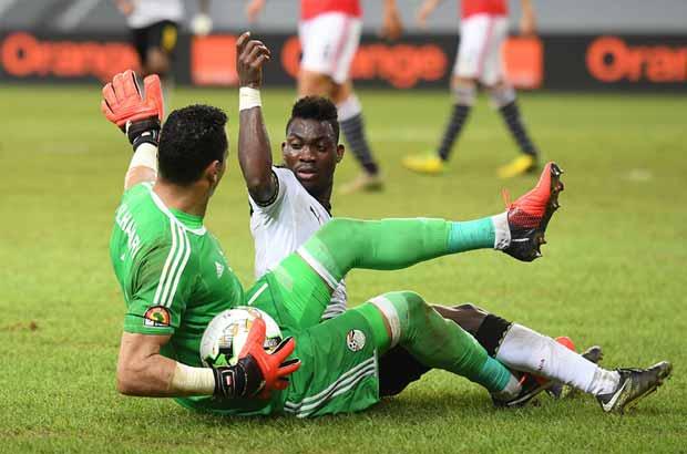 الحضري يضع الكرة في ملعب غانا للتأهل إلى كأس العالم !