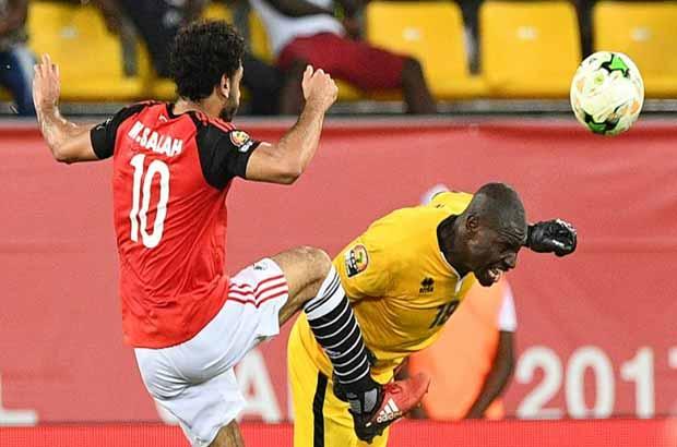 بث مباشر .. «مصر - أوغندا» في تصفيات كأس العالم
