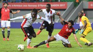 نجم أوغندا يتوعد مصر على طريقة مورينيو !