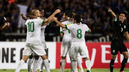 منتخب-السعودية