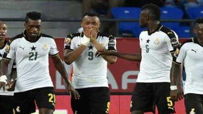 منتخب-غانا